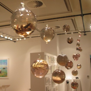 Stephanie's resin balls