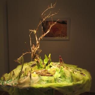 Zahidah's 3D sculpture