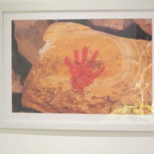 Geraldine's Red Hand